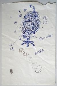 Atomic Jellyfish first sketch