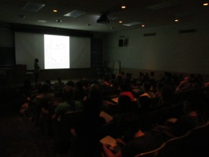 Visiting artist talks at Nevada Museum of Art, California College of the Arts, and University of California at Berkeley