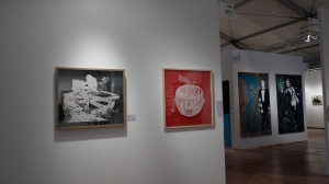 Scope, international art fair, New York City