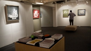 """Bovey Lee: Bloom"", solo exhibition, Grotto Fine Art, Hong Kong"